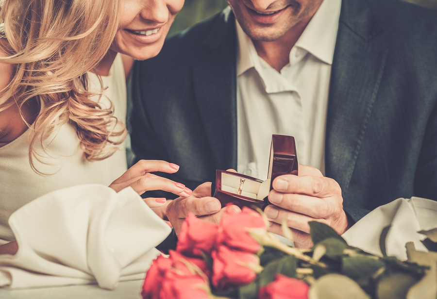 Insurance for your engagement ring in Tumwater, WA
