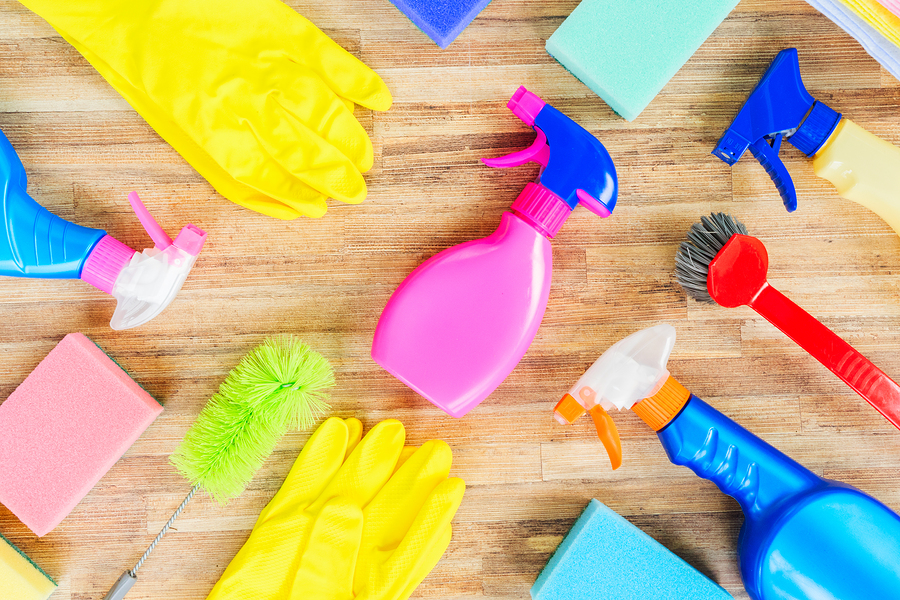 How to spring clean your Tumwater, WA home