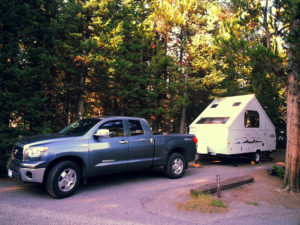 Camper Trailer Insurance in Tumwater, WA